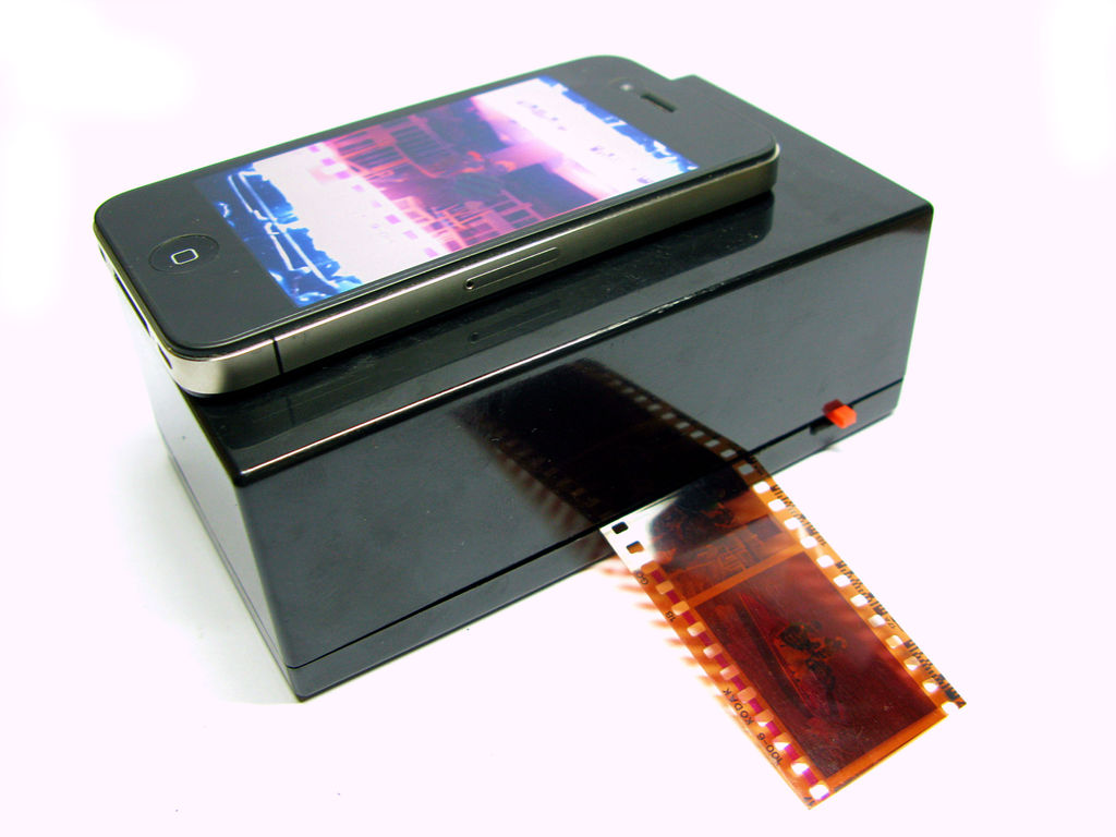 Сканер плёнок своими руками 6