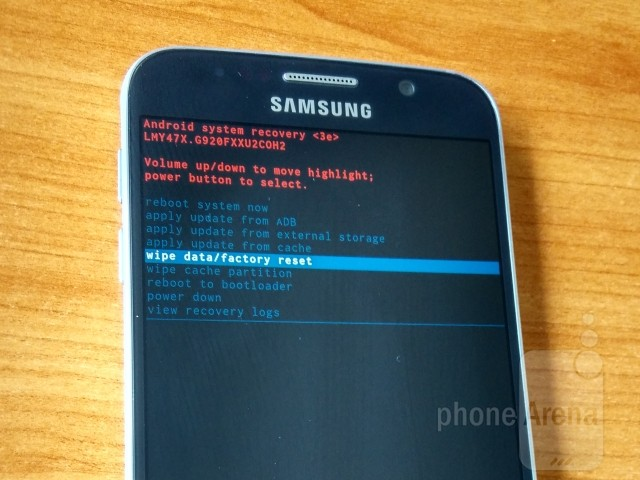 Data recovery for samsung phone