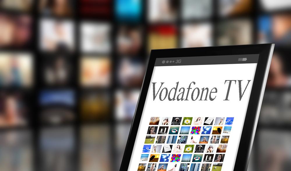 Телевізор у смартфоні з пакетом Vodafone TV «Оптимальний» став дешевшим