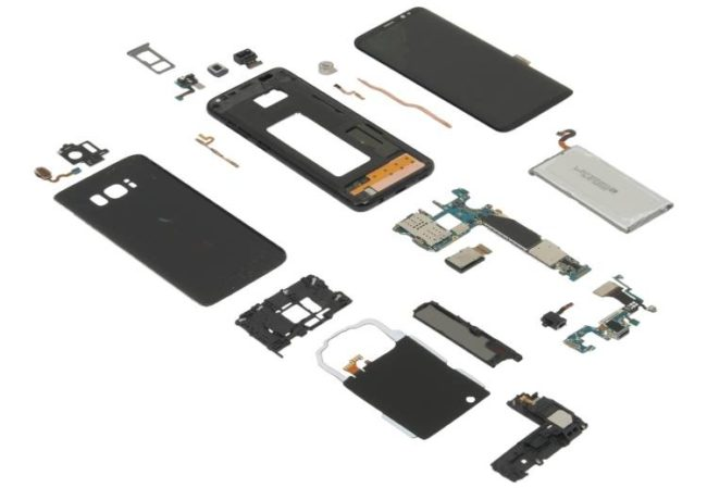 S8 components