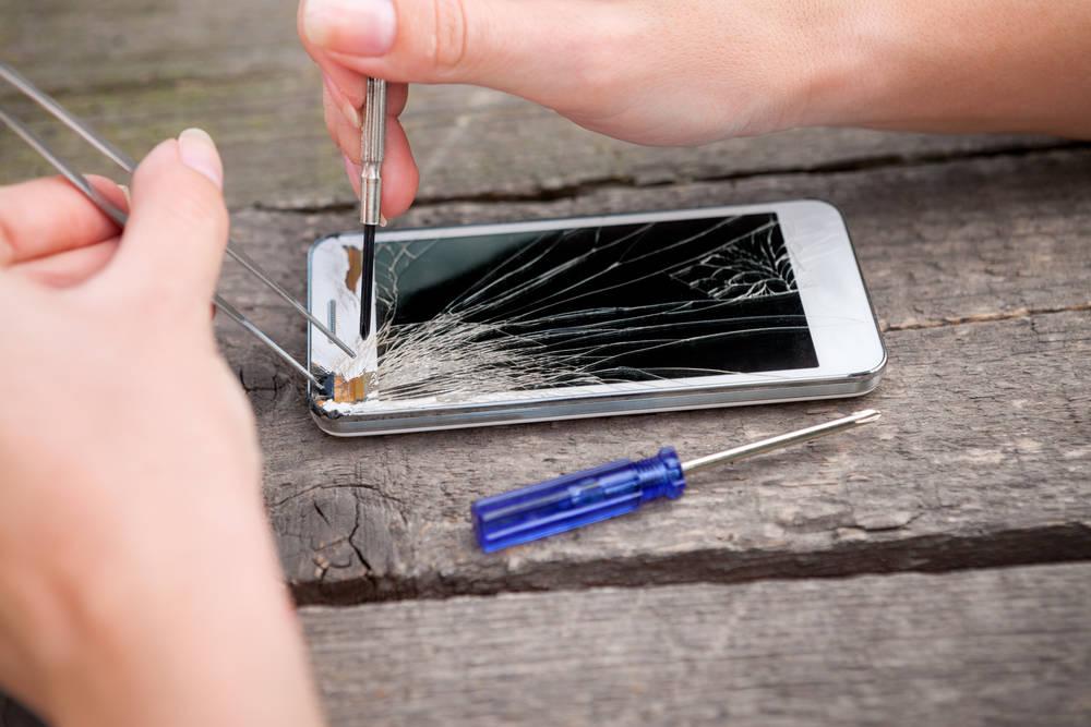 как можно вынуть фото из разбитого телефона несколько дней
