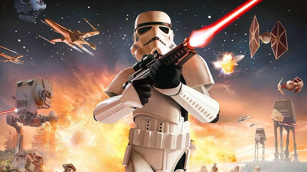 В одной из серий «Звездных войн» была показана армия роботов-пехотинцев, управляемых из командного центра.