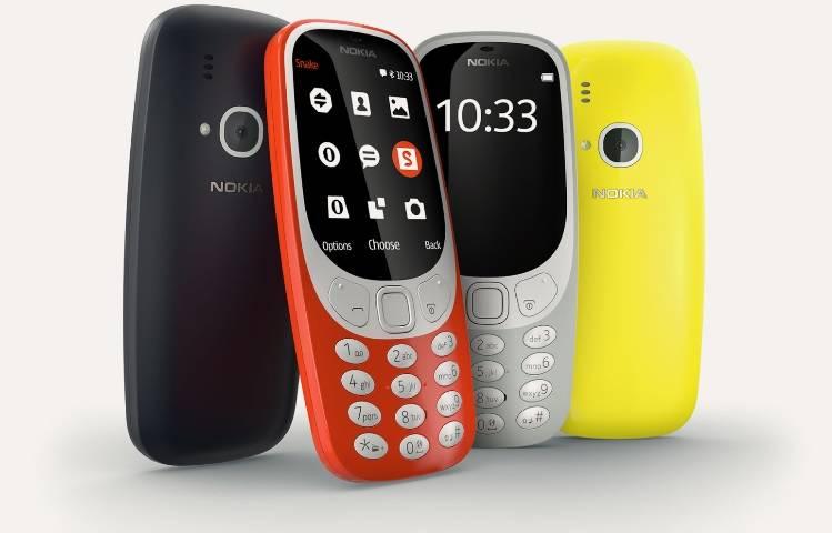 Nokia 3310 - новий легендарний телефон
