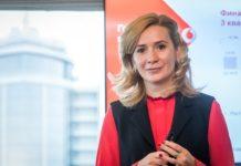 Ольга Устинова - генеральний директор Vodafone Україна