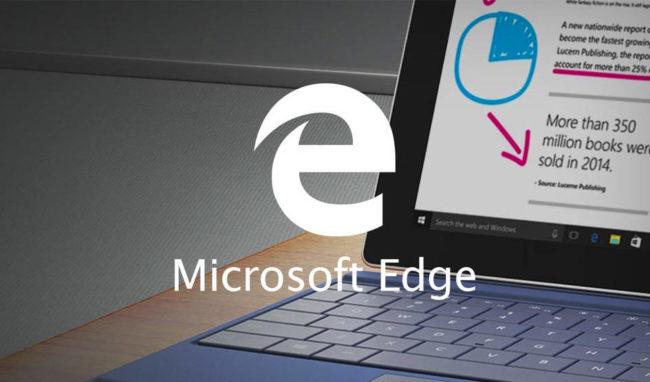 В веб-браузере Microsoft Edge нашли забавный, но вредный баг