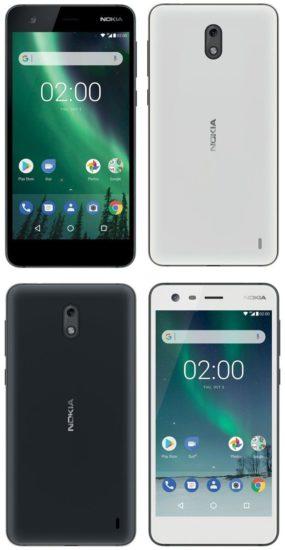 Nokia 2. Фото