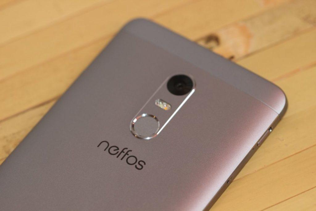Neffos X1 Max. Основная камера від Sony