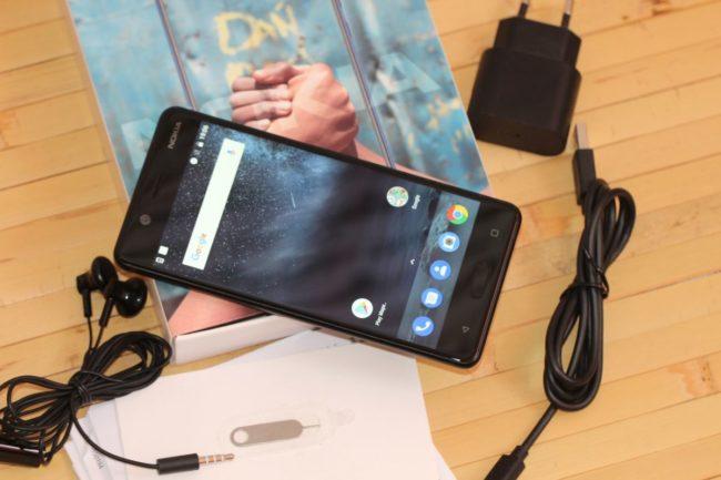 Nokia 5. Комплектація