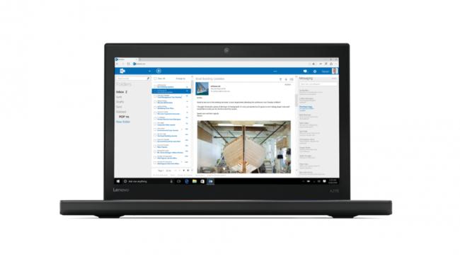 ThinkPad A275. Потужний ноутбук