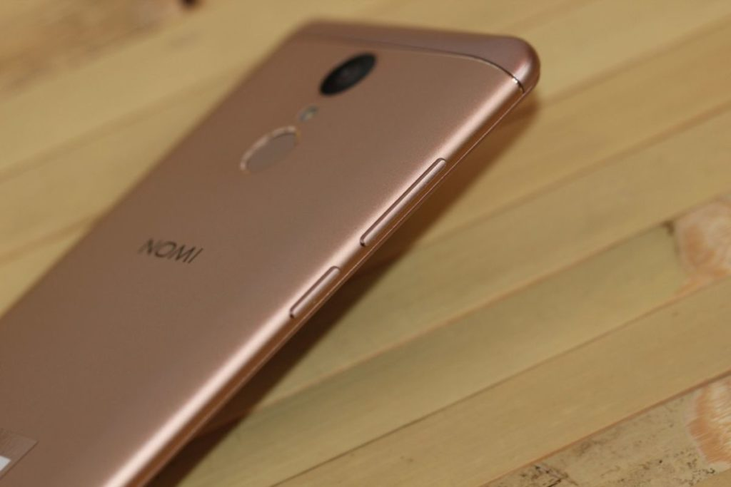 Nomi EVO Z i5050. Купити в Києві дешевий смартфон