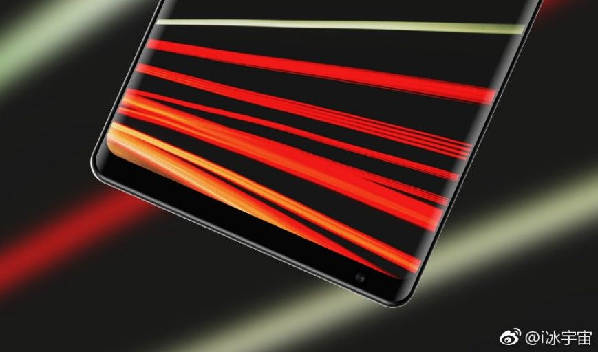 Xiaomi Mi Mix 2. Тонкий дизайн