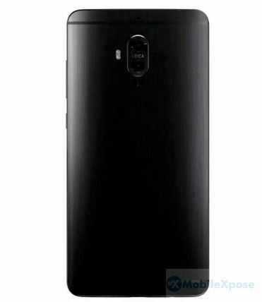 Huawei Mate 10 Pro. Матерiали