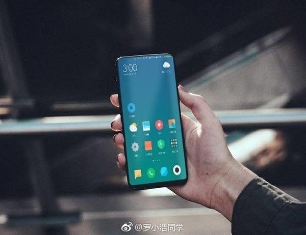 Xiaomi Mi Mix 2. Материалы корпуса