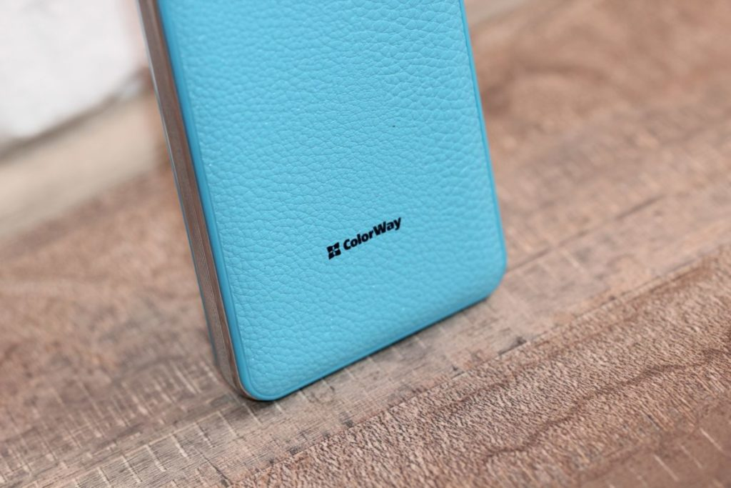 ColorWay 8000 mAh Blue (CW-PB080LPA2BL). Спецификации