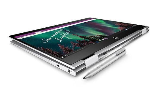 HP EliteBook x360. Як працювати