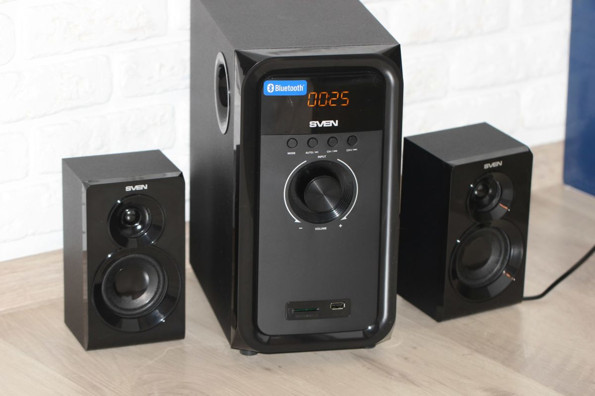 Computer speakers Sven MS-1085: review, reviews 26