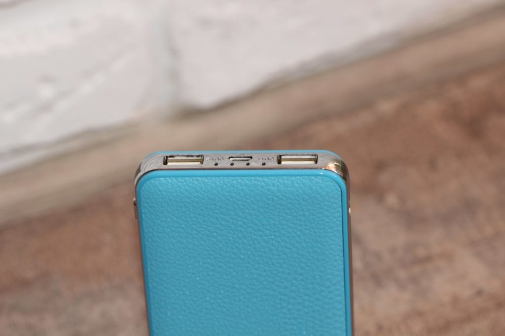 ColorWay 8000 mAh Blue (CW-PB080LPA2BL). Отзывы о сборке