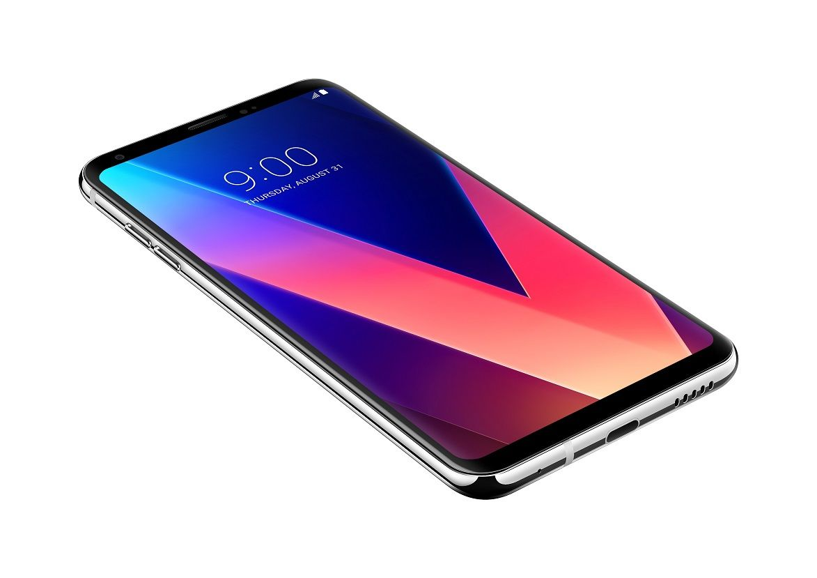 Стала відома вартість LG V30