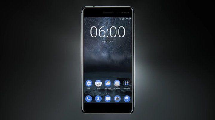 Nokia 8. Уровень сборки