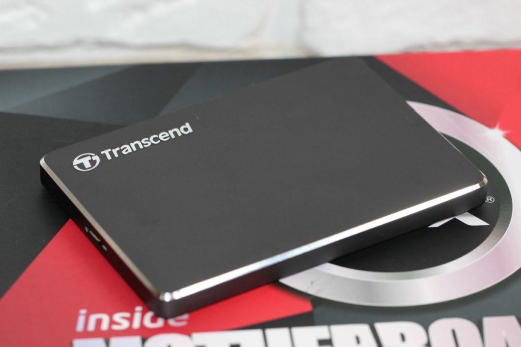 Transcend StoreJet 25C3N. Тестирование
