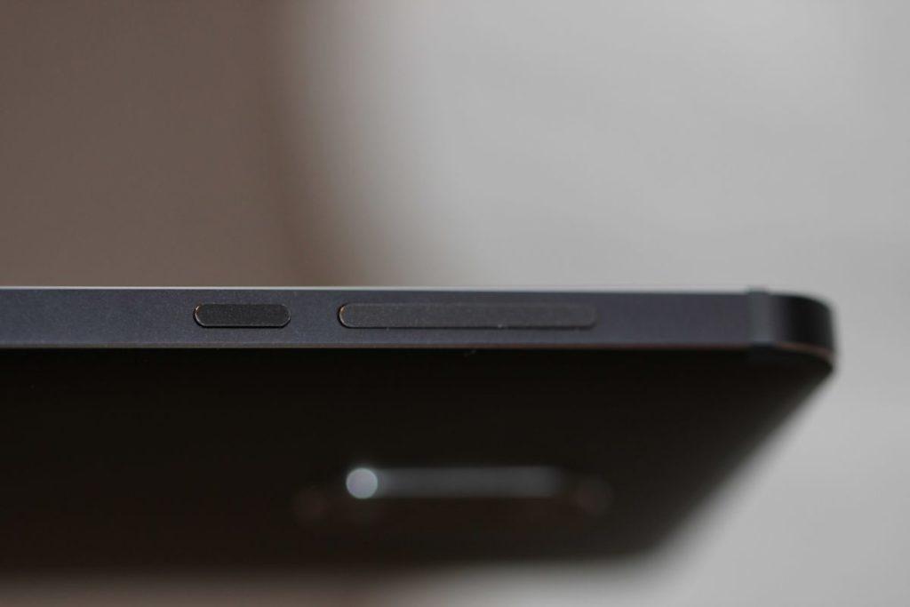 Nokia 6. Єргономіка