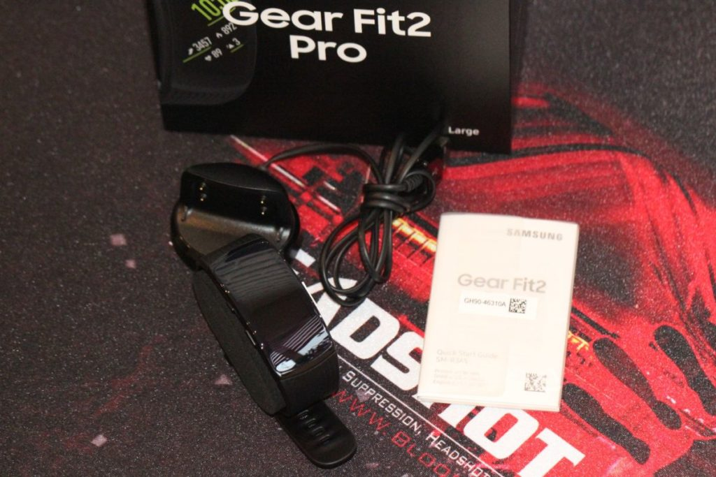 Samsung GearFit2 Pro. Отзывы