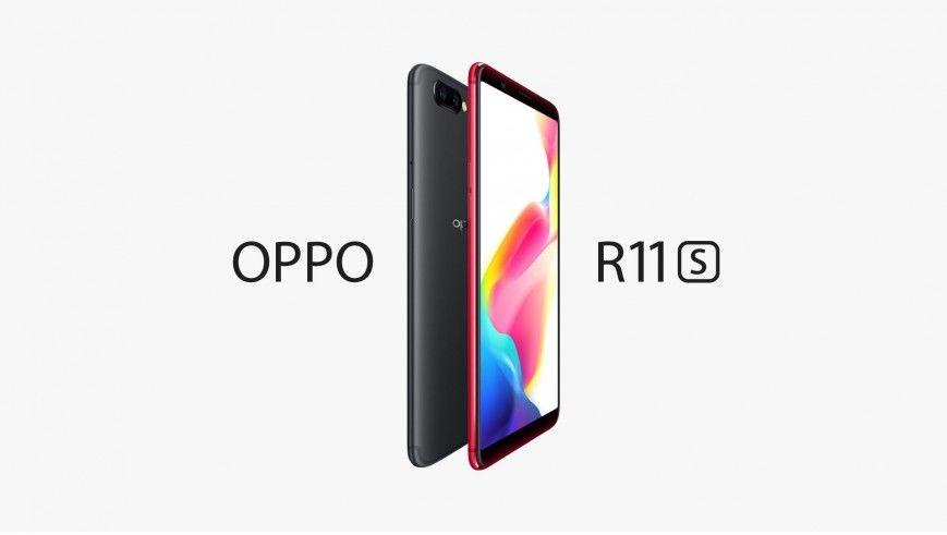 Oppo R11s. Характеристики