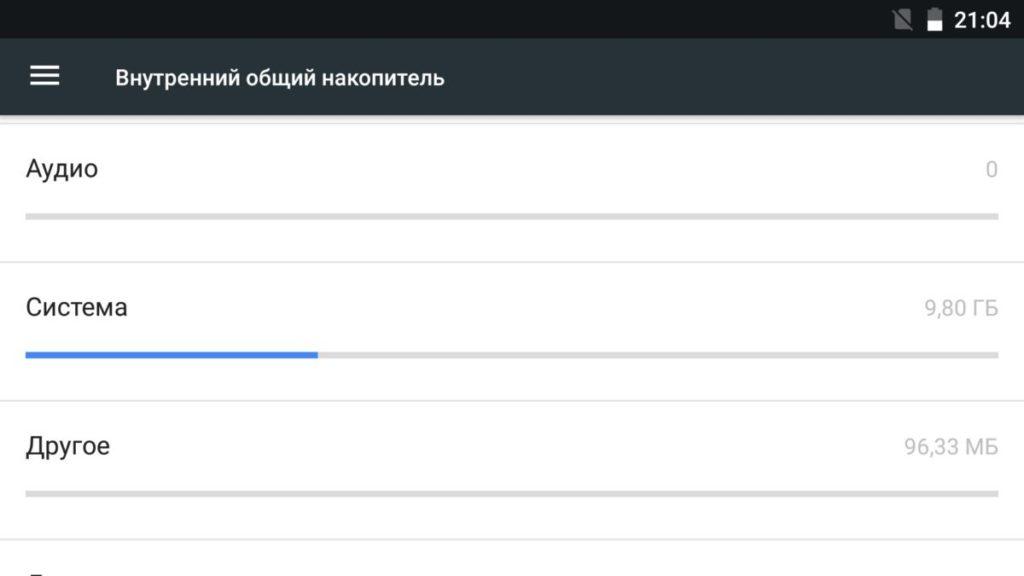 Nokia 6. Скільки для системи