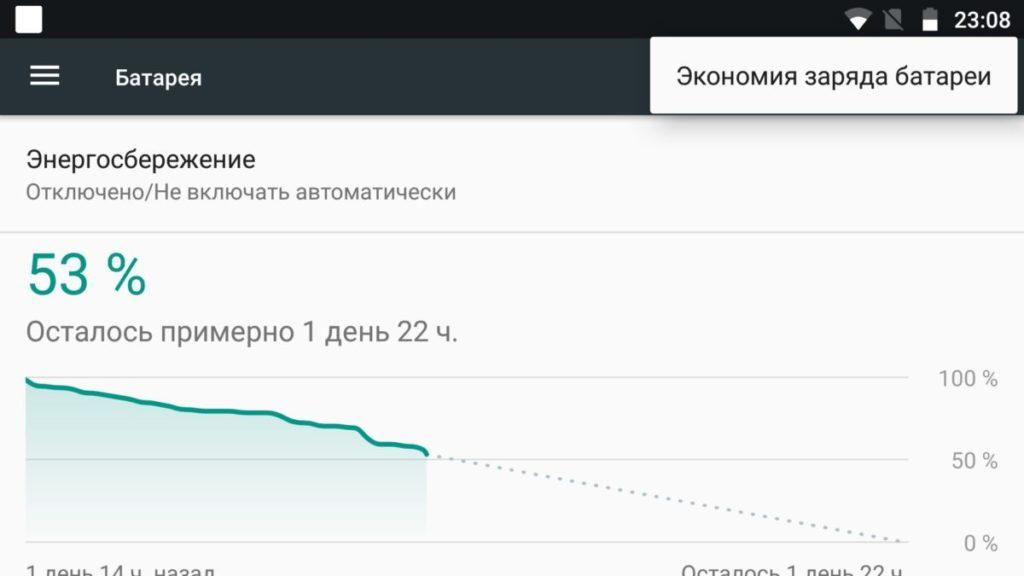Moto G5S. Зарядка аккумулятора