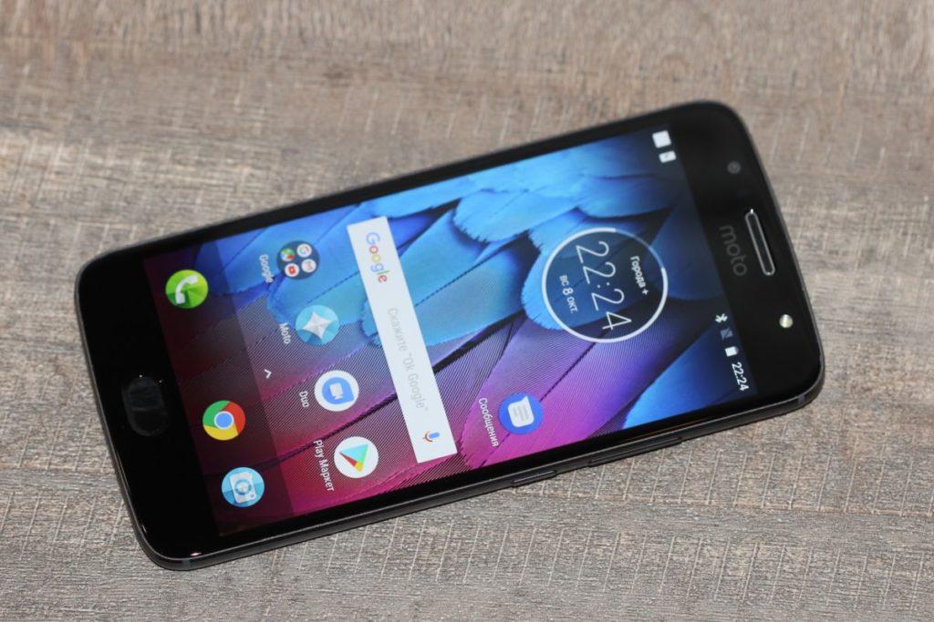 Moto G5S. Як виглядає