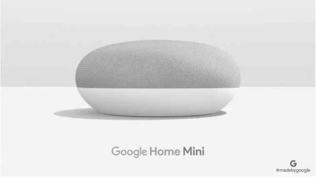 Google Home Mini. Обзор и тестирование