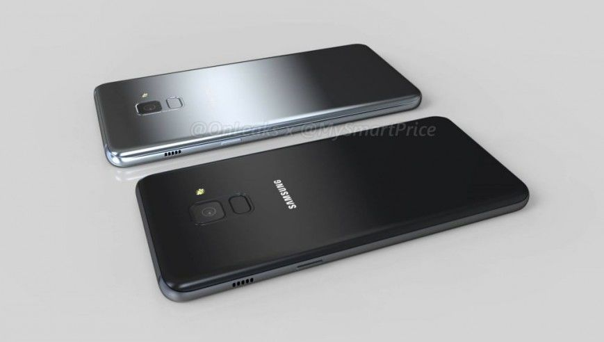 Samsung Galaxy A5 (2018) і A7 (2018). Купити першим