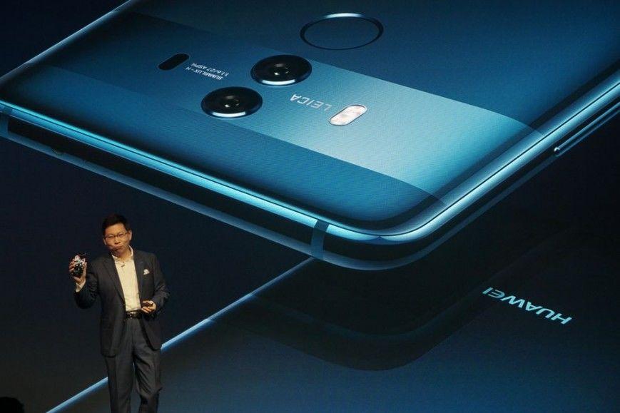 Складний смартфон Huawei. Огляд
