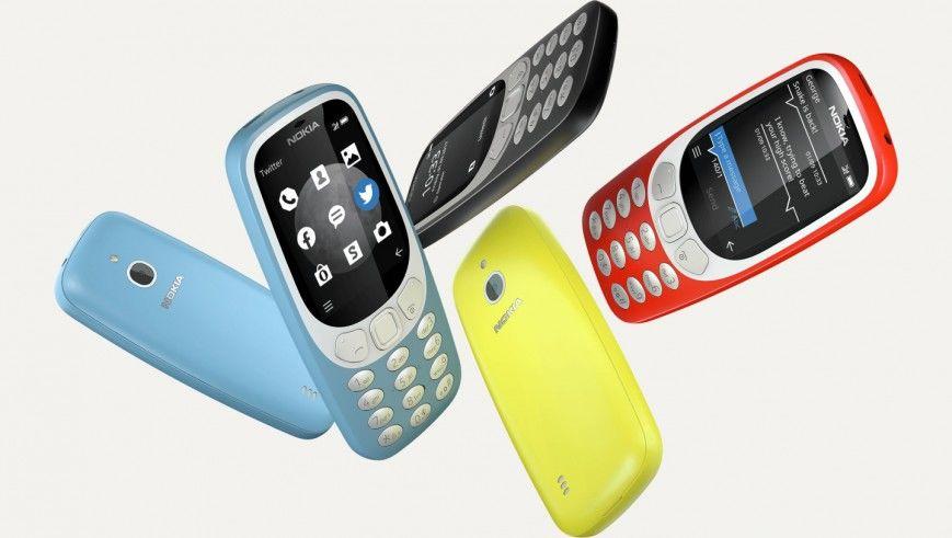 Nokia 3310 3G. Тестування