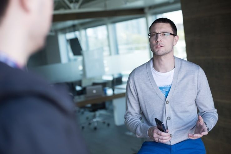 Інтерв'ю з директором з продажів Vodafone Україна Євгеном Булахом