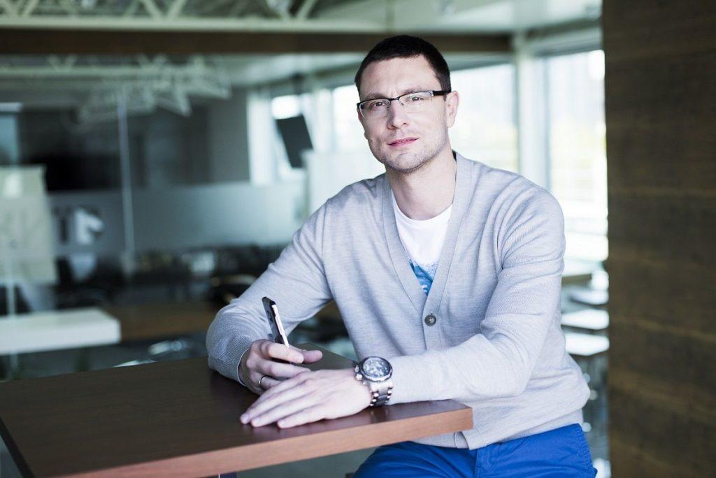 директор з продажів Vodafone Україна Євген Булах