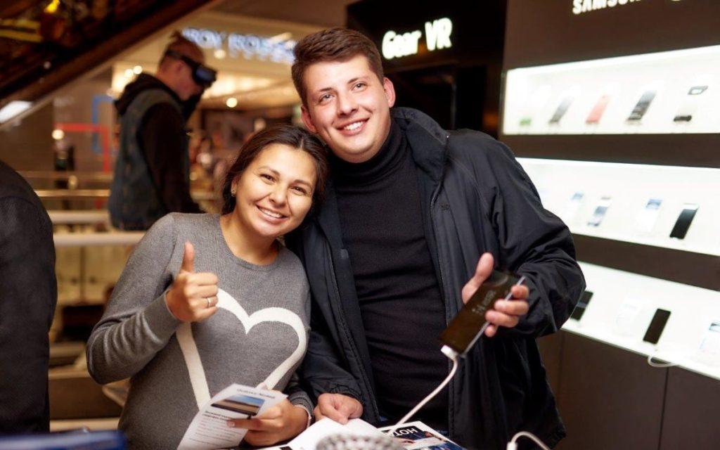 Galaxy Note8 в Україні