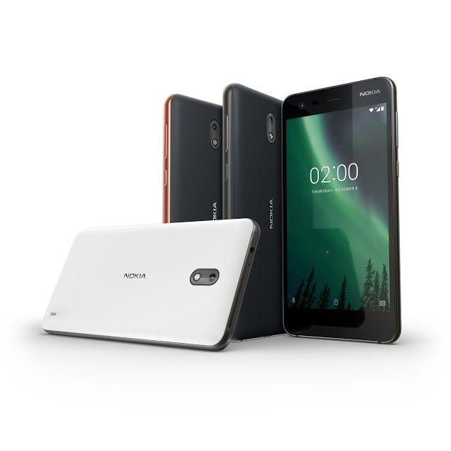 Nokia 2. Купити першим