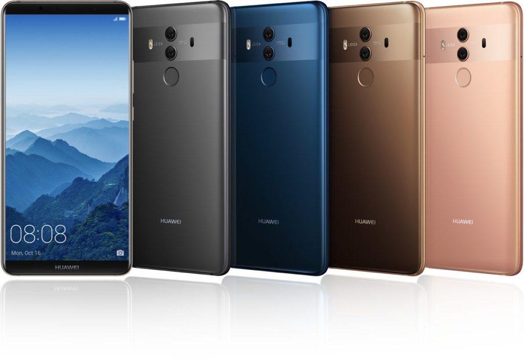 Huawei Mate 10. Тестирование Huawei Mate 10