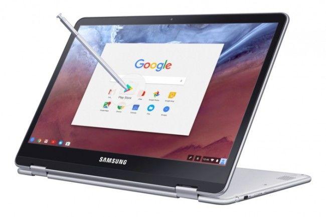 хромбук Samsung. Тестирование