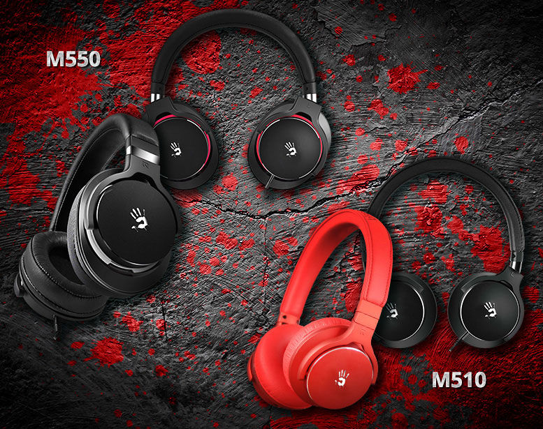 Bloody M510 і M550. Купити першим недорого