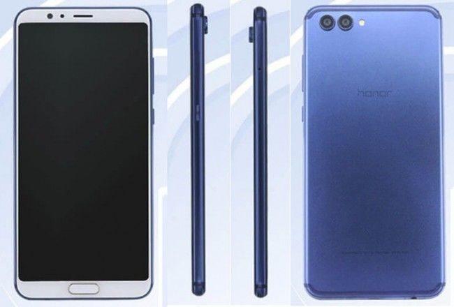 Huawei Honor V10. Как работает