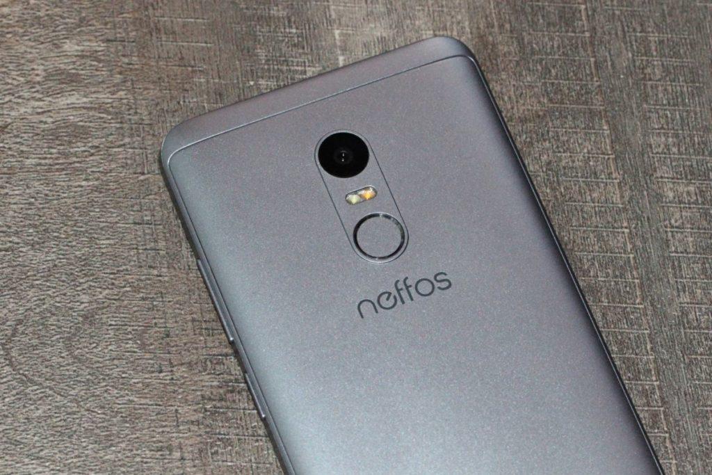Neffos X1 Lite. Оснащення