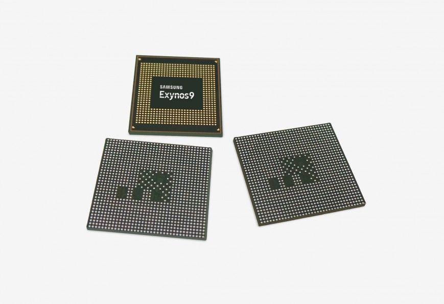 Exynos 9810. Тестування