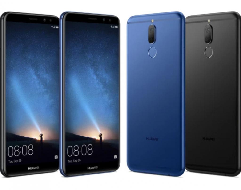 Huawei Mate10 lite. Опыт пользователя