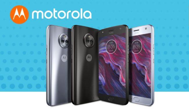 Motorola Moto X4. Тестування