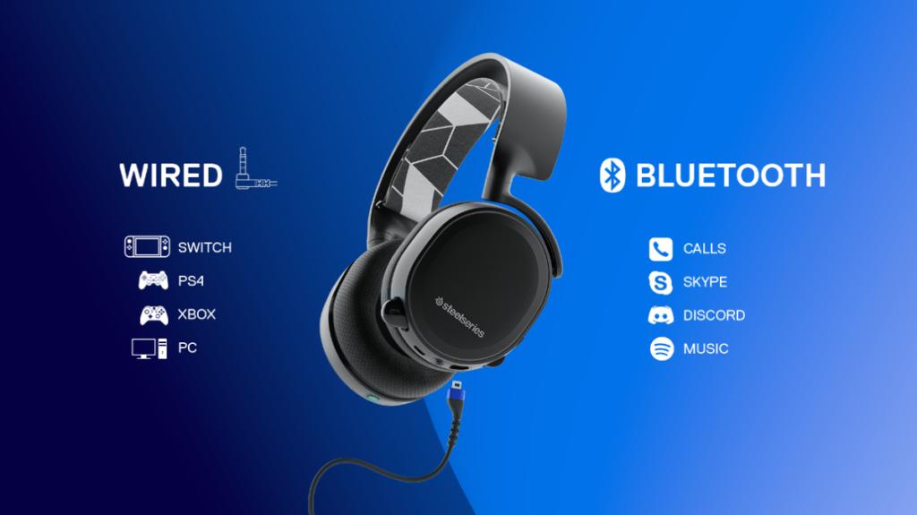 SteelSeries Arctis 3 Bluetooth. Тестирование гарнитуры