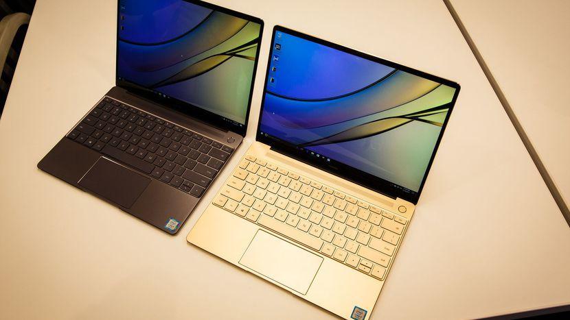 Huawei Matebook D і Matebook X . Тестування