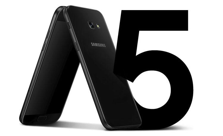 Galaxy A5 (2018). Огляд