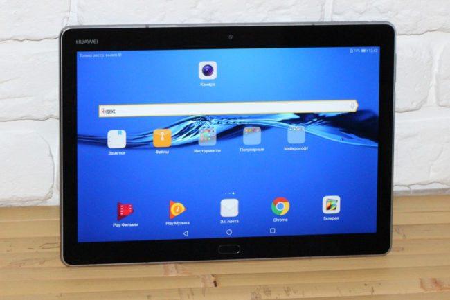 Huawei MediaPad M3 Lite 10. Тестирование